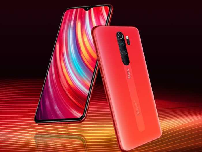 Redmi Note 8 2021 launching soon