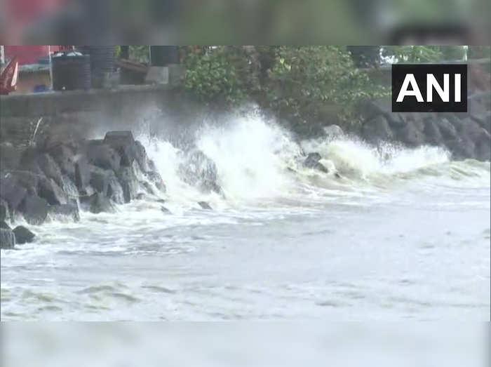 Cyclone Tauktae hit coastal parts of Goa