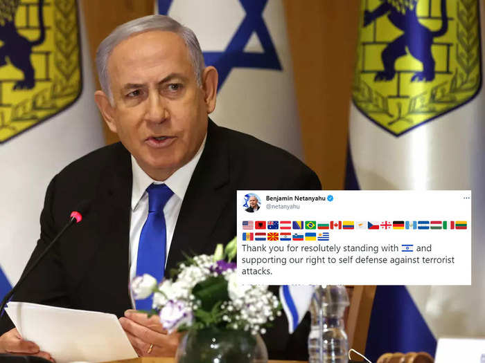 Israel PM ignore India