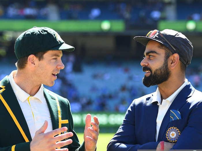 विराट कोहली दुनिया के सर्वश्रेष्ठ बल्लेबाज, विरोधी टीम को उसी की योजना में फंसाने का है हुनर: टिम पेन