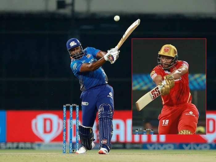 Kieron Pollard and Shahrukh Khan IPL