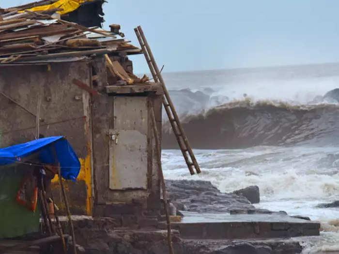 cyclone touketae caused havoc in goa and karnataka