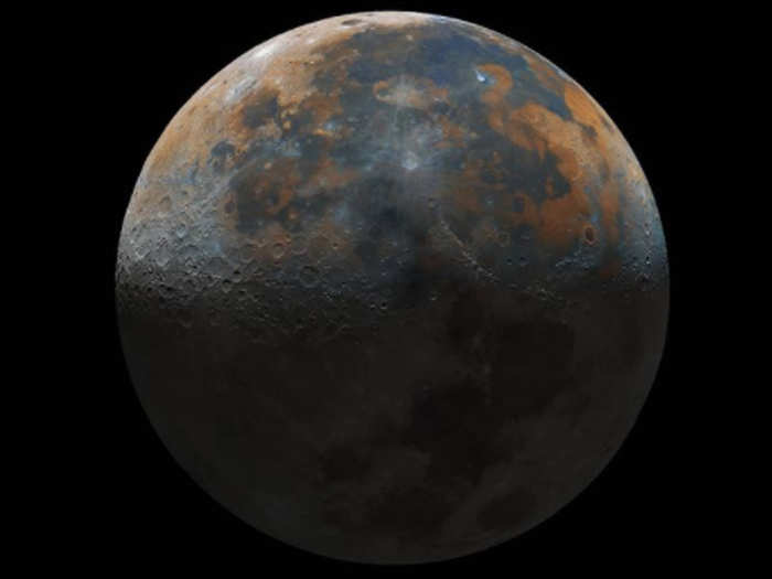 चांद की तस्वीर (फोटो: prathameshjaju, Instagram)