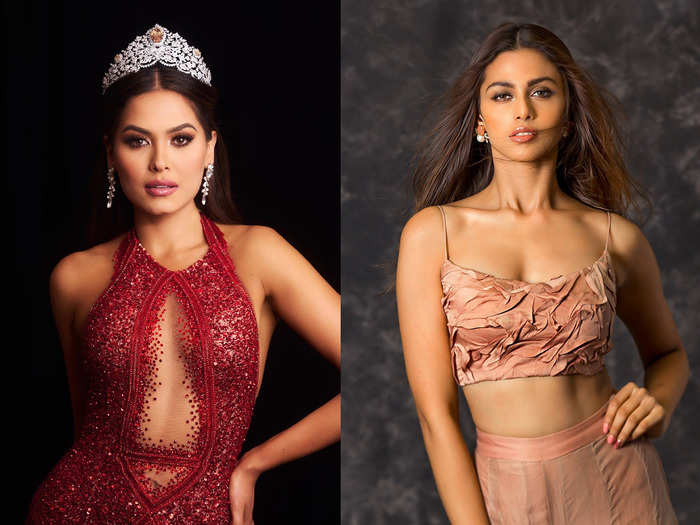 andrea meza wins miss universe 2020 crown but indian contestant adline castelino wins heart with her answer on covid 19 lockdown