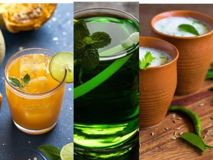 5 summer drink include in your diet to prevent dehydration or increase your immunity