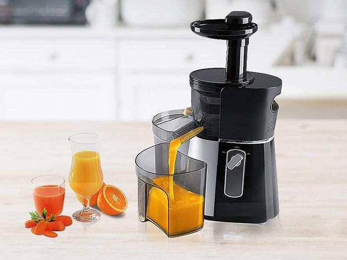 Fresh Juice : घर पर बनाएं फ्रेश जूस और बढ़ाएं अपनी इम्युनिटी, डिस्काउंट में यहां से करें ऑर्डर