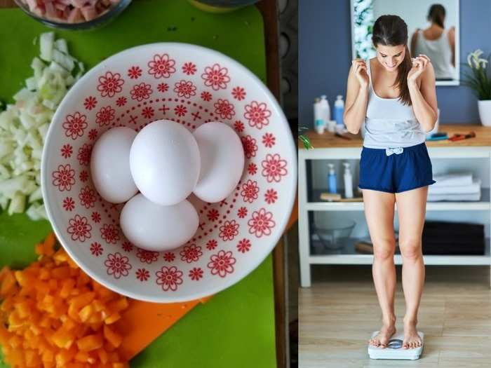 what can you eat with eggs to lose weight and belly fat read healthy egg recipes