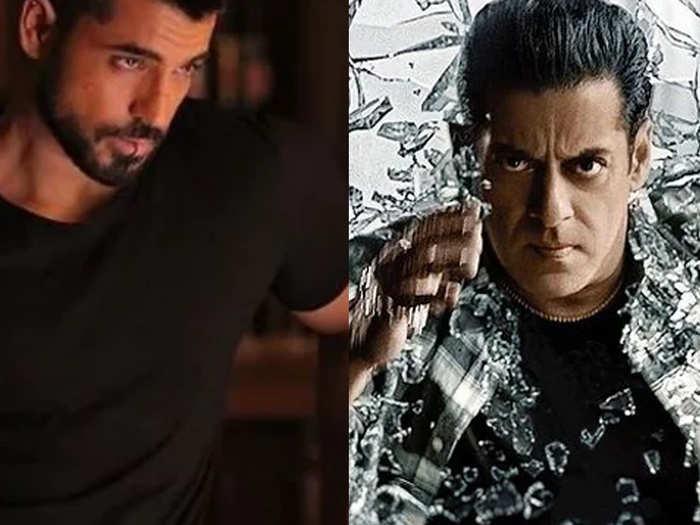 Gautam Gulati And Salman Khan