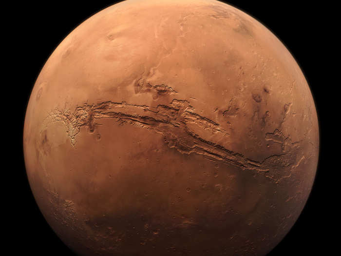 professor suggests life on mars might be existing already after being carried from earth with space missions