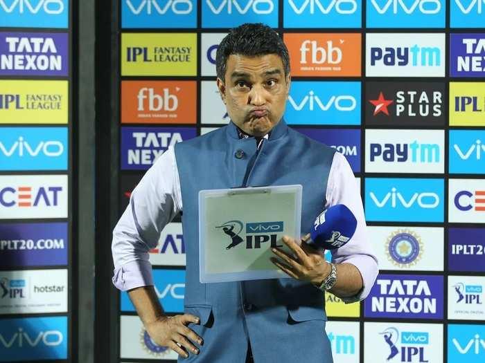 Sanjay Manjrekar in IPL