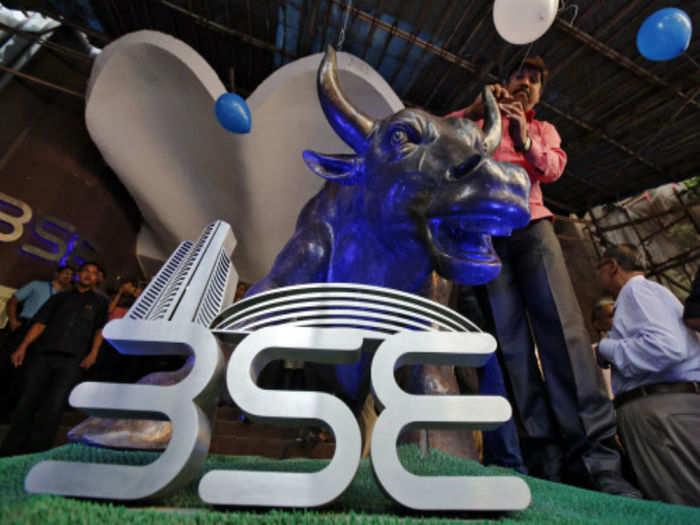 Sensex bull