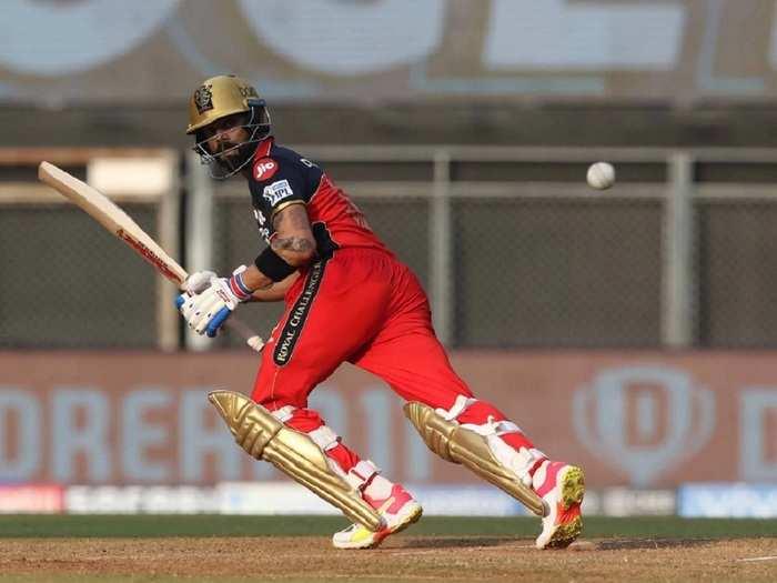 Virat Kohli RCB Captain IPL 2021