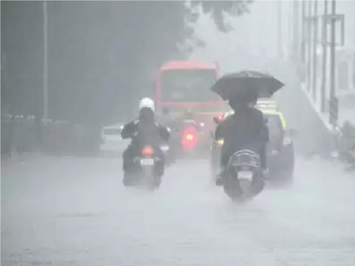 Tauktae update : आज से राजस्थान में ताउते की एंट्री , 12 जिलों में भारी बारिश का अलर्ट