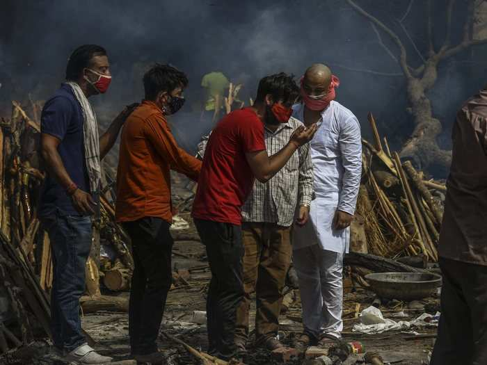 did foreign media show wrong image of india covid crisis, check numbers from second wave