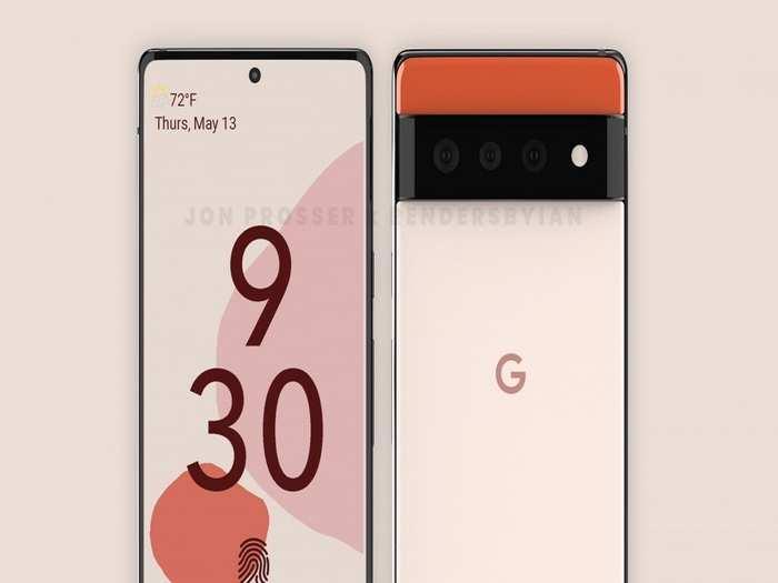 Google Pixel 6 Pro Specifications