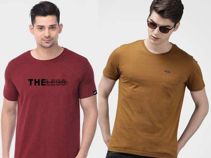 T-Shirts: गर्मियों में भी स्टाइलिश लुक के लिए पर्फेक्ट हैं ये Cotton T-Shirts