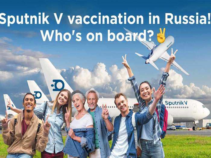 vaccine tourism to get sputnik-v shots takes off with no-quarantine moscow package, here is full detail with price