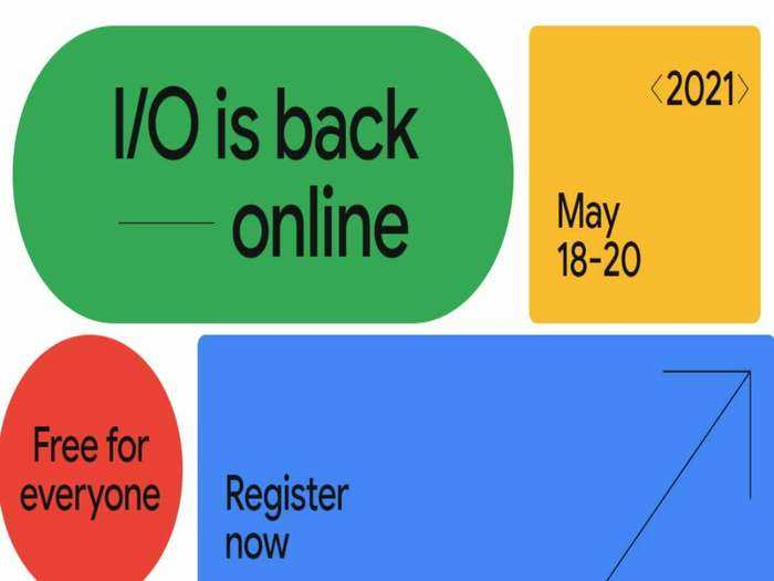 Google I O 2021