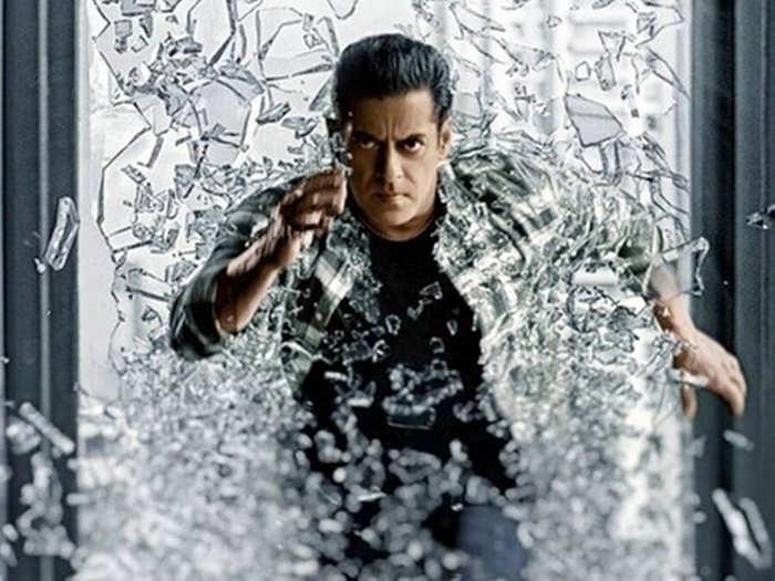 Radhe India Box Office