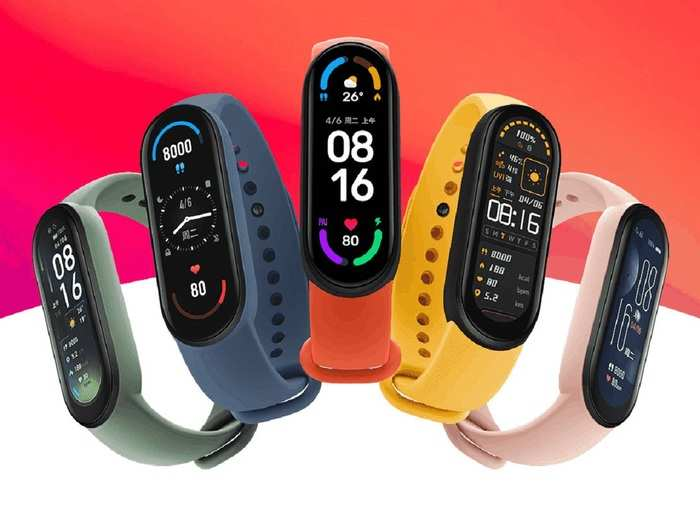 Mi Smart Band 6 Msg Reply Feature Update