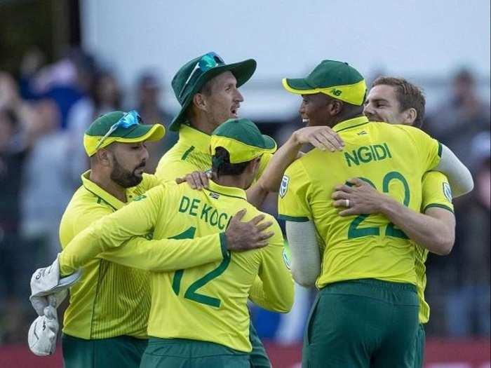 SA T20 Team