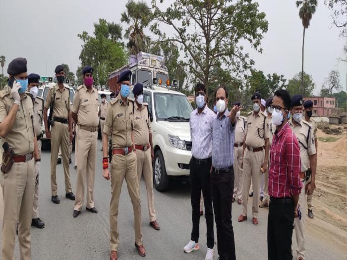 bhojpur police