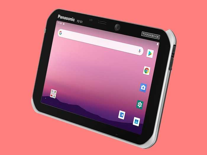 Panasonic Toughbook S1 Rugged Tablet Launch Price Specs
