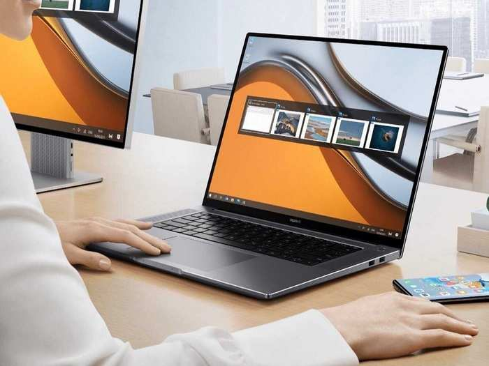 Huawei MateBook 16 Laptop Huawei Smart Screen SE Price