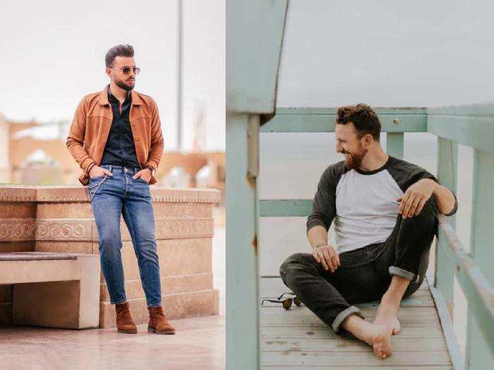 Mens Jeans : कंफर्टेबल और सॉफ्ट कॉटन से बनी Jeans को इस तरह स्टाइल करने पर मिलेगा कूल डूड लुक