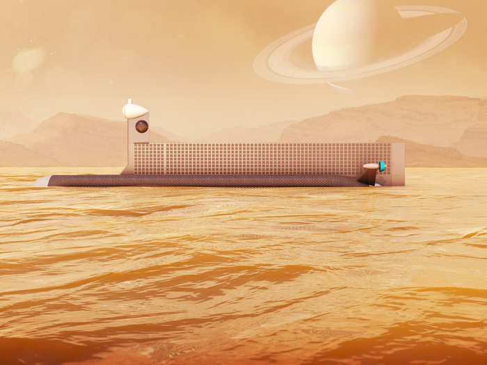 nasa glenn research center scientist tells why and how life on saturn moon titan is plausible