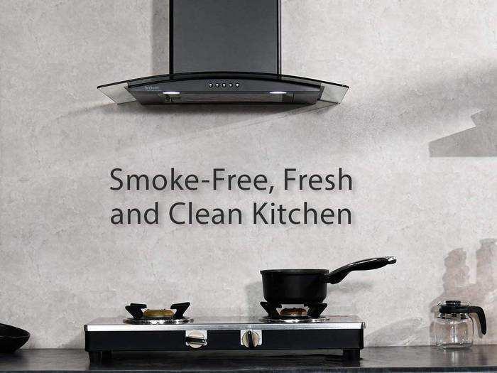 Chimney On Amazon : किचन में ऑयल के धुएं और मसालों की गंध से नहीं होगी कोई परेशानी, डिस्काउंट पर खरीदें चिमनी