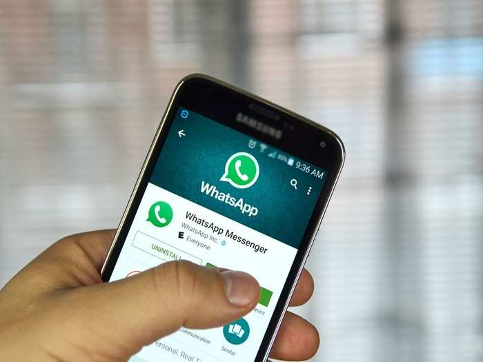 whats app new