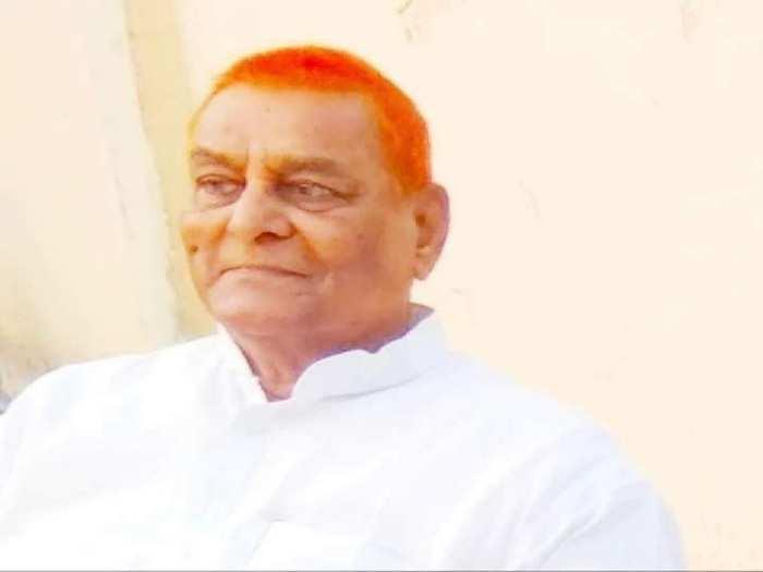 Former Congress MLA Indranand Yadav