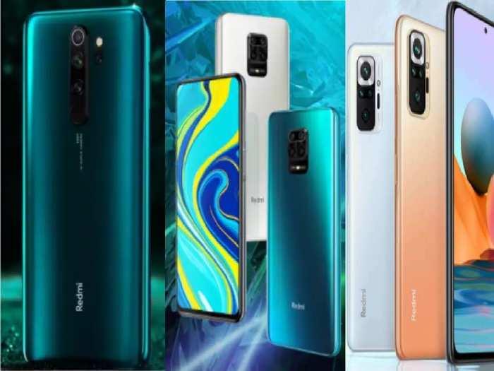 Xiaomi Redmi Best Selling Smartphones India