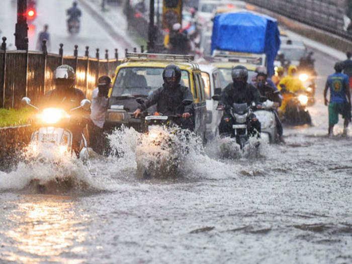 mumbai rain file photo