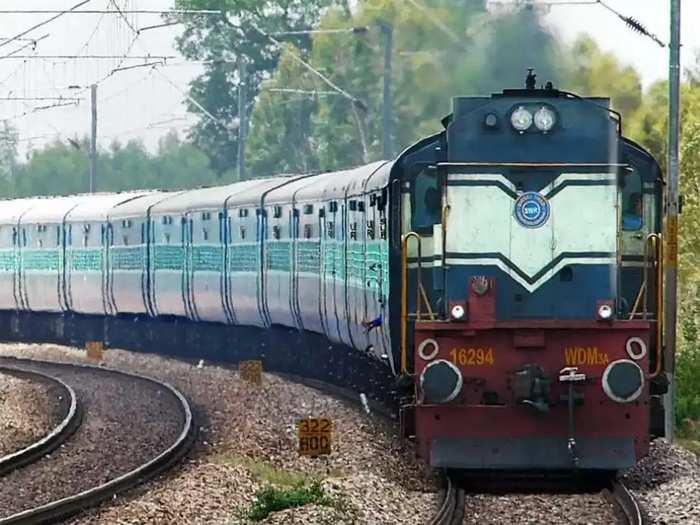 Railway SCR Vacancy Details