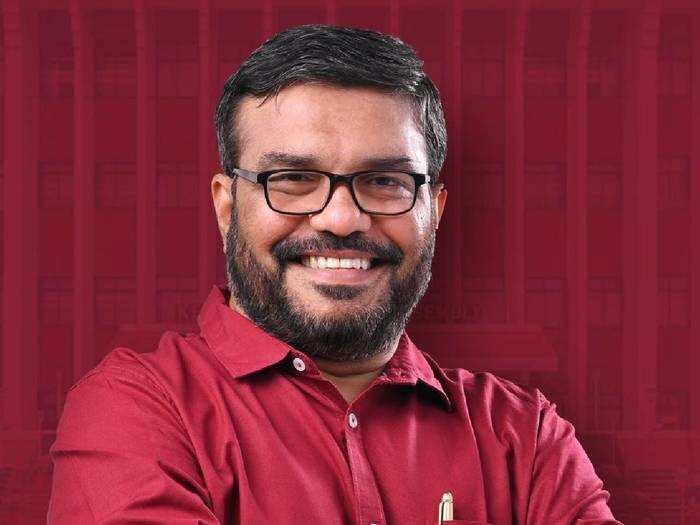 എം ബി രാജേഷ്. Photo: Facebook
