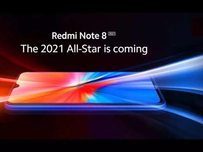 ರೀ ಲಾಂಚ್ ಆಗಲಿರುವ Redmi Note 8 (2021) ಬಗ್ಗೆ ಹೊರಬಿತ್ತು ಮತ್ತೊಂದು ಮಾಹಿತಿ