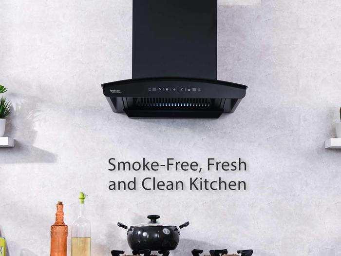 Chimney On 55% Off : इन Chimney से बाहर करें किचन में जमा स्मोक और हानिकारक गैस