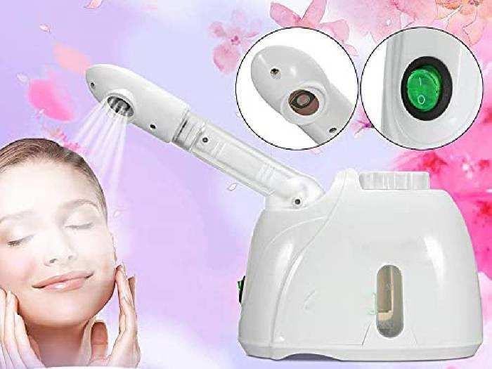 Facial Steamer : सर्दी-जुकाम से हैं परेशान तो जरूर ऑर्डर करें ये Steamers