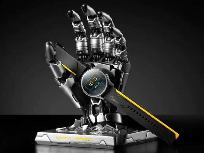 OnePlus Watch Cyberpunk 2077 Limited Edition Price