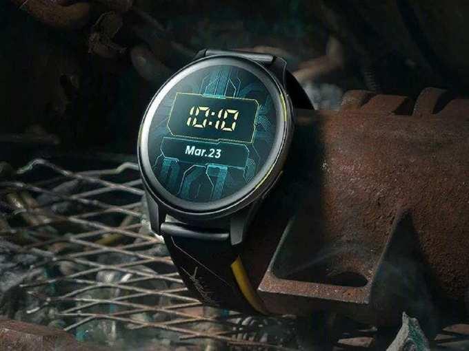 OnePlus Watch Cyberpunk 2077 Limited Edition Price 2