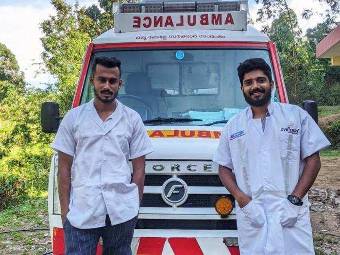ambulance drivers
