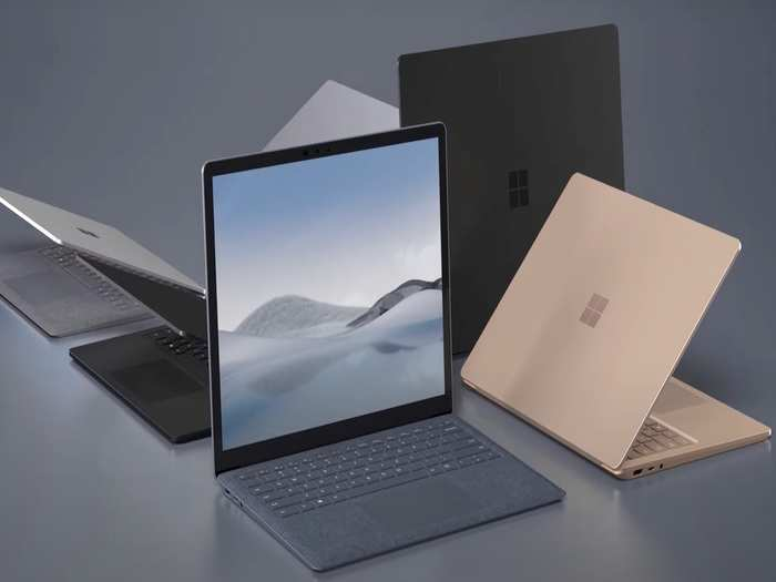 Microsoft Surface Laptop 4 Launch Price Features
