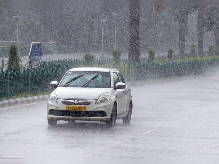 Rain Bengaluru