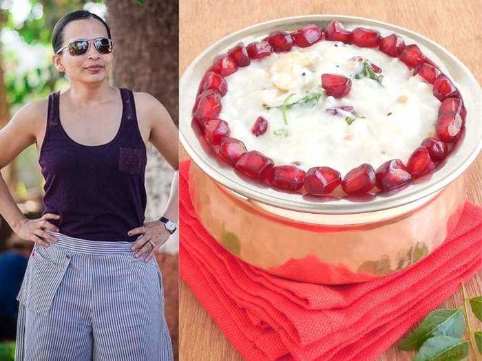 rujuta diwekar given summer tips and told why curd and rice is good diet combination for lunch in marathi