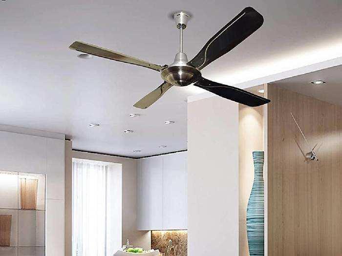 Smart Ceiling Fan : कमरे के कोने-कोने तक पहुंचेगी तेज हवा, डिस्काउंट पर ऑर्डर करें ये हाई स्पीड Ceiling Fan