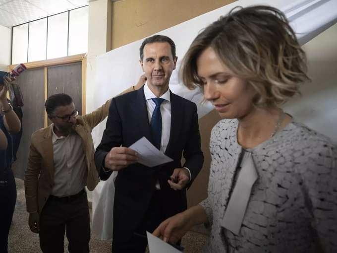 Syria Presidential Election.