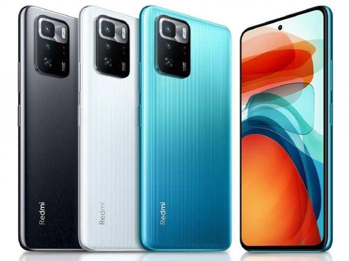 Redmi Note 10 Pro 5G launch Price Specs