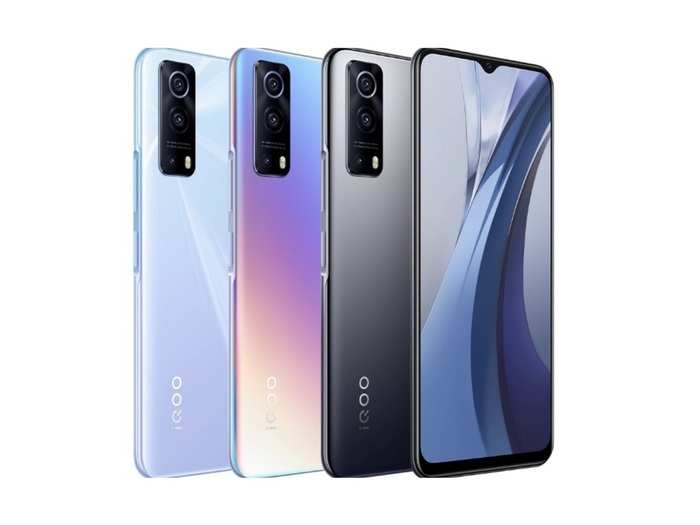 iQOO New mobile iQOO Z3 5G launch Specifications 1